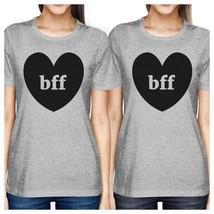 Bff Hearts BFF Matching Grey Shirts - $30.99+