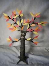 Vintage Inspired Spun Cotton Halloween Haunted Tree Man no. HW26 image 1