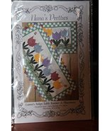 Nana's Pretties - Laura's Tulips Table Runner & Placemats Finished Sizes... - $8.90