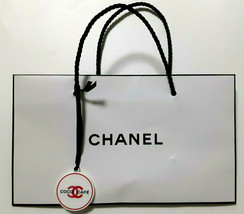 CHANEL COCO CAFE Charm Paper Bag Limited - $26.17