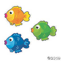 Fish Bulletin Board Cutouts(48 Pieces) - $5.86