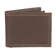 Levi's Men's Rfid Extra Capacity Zipper Coin Credit Card ID Bifold Wallet image 2
