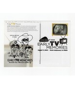 FIRST DAY OF ISSUE -ALFRED HITCHCOCK EARLY TV M... - $3.00