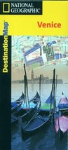 Venice - Destinations Map (National Geographic) National Geographic Society - $11.82