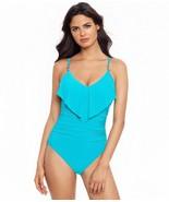 Magicsuit MALIBU Solid Isabel Underwire One Piece Swimsuit, US 12 - $123.26