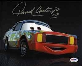 Darrell Waltrip 'Cars' Signed 8x10 Photo Certified Authentic PSA/DNA COA - $148.49