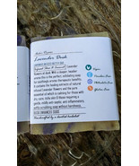 Organic Lavender Dusk Delicious Butter Bar. Dry/sore/itchy skin - Evenin... - $1.00+