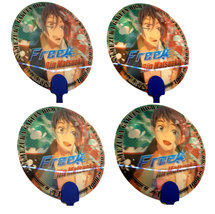 "Free! Iwatobi Swim Club ""Rin Matsuoka / Aiichiro Nitori"" Lenticular Anim... - $6.88"