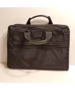 Tumi Briefcase with Padded Laptop Sleeve Insert Bag Black #280SD3. Balli... - $49.00