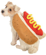 Hot Diggity Dog Halloween Costume Size Medium - $11.00