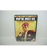 RFK MUST DIE The Assassination of Bobby Kennedy (DVD, 2007) - $19.75