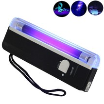 UV Black Light Torch Portable Blacklight with LED UV Flashlight Torch Mi... - £8.08 GBP