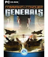 Command & Conquer: Generals - PC [video game] - $33.66