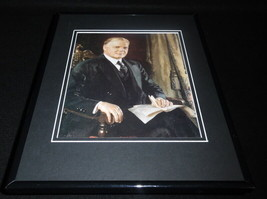 President Herbert Hoover Framed 11x14 Photo Portrait Display - $34.64