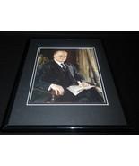 President Herbert Hoover Framed 11x14 Photo Portrait Display - $34.64