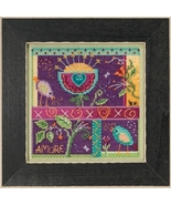 That's Amore 2018 Spring Series Buttons and Beads cross stitch kit Mill ... - $13.50