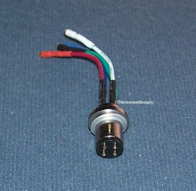 HEADSHELL WIRE CONNECTORS DIRECT SME STANDARD ARM PLUG-IN METAL PARTS image 1
