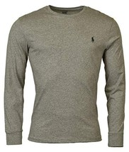 Polo Ralph Lauren Men's Long Sleeve Pony Logo T-Shirt - Medium - Dark Vi... - $53.96