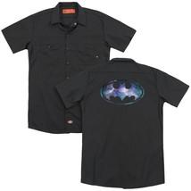 Batman - Galaxy 2 Signal(Back Print) Adult Work Shirt - $44.99+