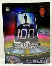 Mattel 1 vs 100 DVD Game Never Been Opened 2007 Bob Saget TV Show 13 & Up - $21.99