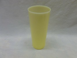 Vtg Old Yellow Pastel Tupperware Duck Dynasty Uncle Si Sweet Tea Cup Tum... - $12.99