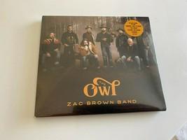 Zac Brown Bande - The Chouette CD - Tout Neuf En Usine Scellé Shrink Drapé - $3.75