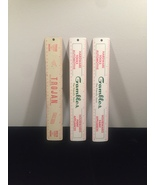 """Vintage 50s aluminum 12"""" rulers - promo / giveaway (Gambles and Trojan S... - $15.00"""