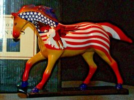 Ceramic Trail of the Painted Pony Give Me Wings #1471 Westland GiftwareAA-191998 image 4