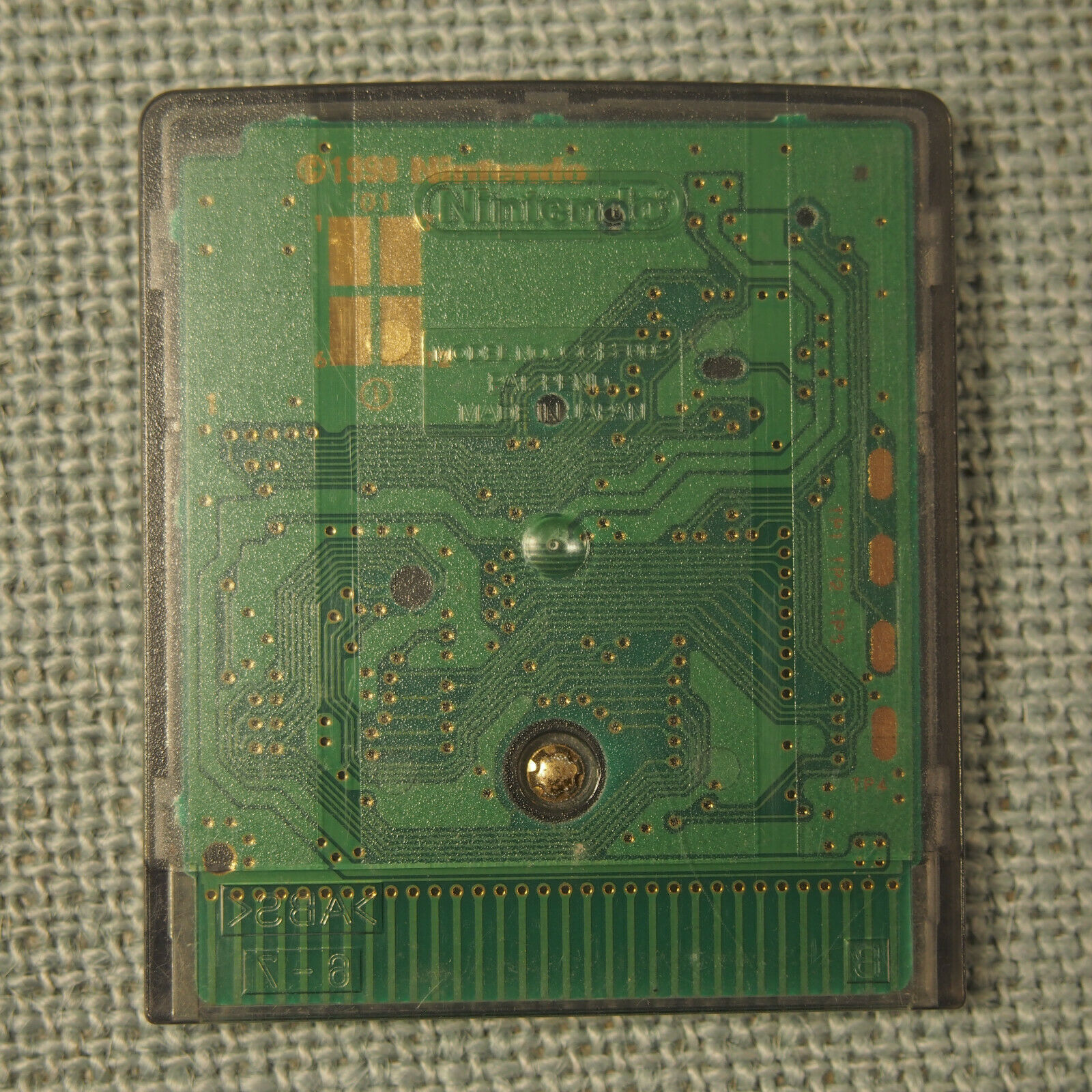 Kisekae Series 2: Oshare Nikki (Nintendo Game Boy Color GBC, 2001) Japan Import