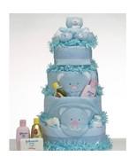 Diaper Cake Supreme Baby Boy Gift - $178.00
