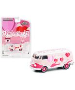 """Volkswagen Panel Van """"Valentine's Day 2021"""" """"Hobby Exclusive"""" 1/64 Dieca... - £10.36 GBP"""