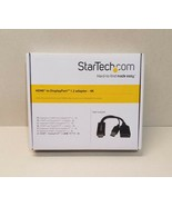 NEW Startech HD2DP HDMI to DisplayPort Converter- DP Adapter with USB Po... - $49.99