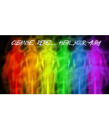 Aura cleansing spell, magic spell, real magic to rid Bad Energy From You... - $19.97