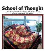 School of Thought Quilt Pattern - $7.49