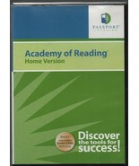 Academy of Reading Home Version - Passport Learning - 2 CD Set - 2006 - ... - $1.18