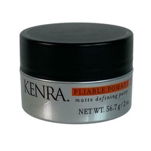 Lot of 2  Kenra Pliable Pomade 15 Matte Defining Putty 2 oz - $14.84
