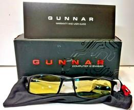 Gunnar Computer Eyewear/Phenom Amber Tint IN BOX - $80.61