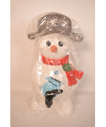 Department 56 Snowman Hot Cider Server Ceramic Gift Box 23 x 14 x 24 - $54.45