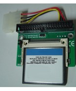 "1GB SSD Replace Vintage 3.5"" IDE Drives with this 40 PIN IDE SSD Card & ... - $24.95"