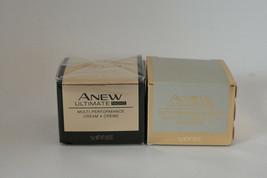 Avon Anew Ultimate Day Cream and Night Cream .5 oz each - $11.87