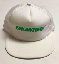 Vtg Showtime Trucker Hat Television Channel Cap Company Business Network... - $19.79