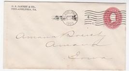 O.S. JANNEY & CO. PHILADELPHIA PA JANUARY 1903 - $1.78