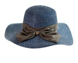 casual solid wide brimmed hats floppy foldable straw beach hat uv protection caps thumb155 crop