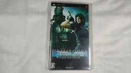Final Fantasy 7 Vii Crisis Core Square Enix Psp Sony Japanese - $19.80