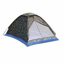 2 Person Single Layer Camouflage Anti-mosquito Dome Tent - ₨3,099.06 INR+