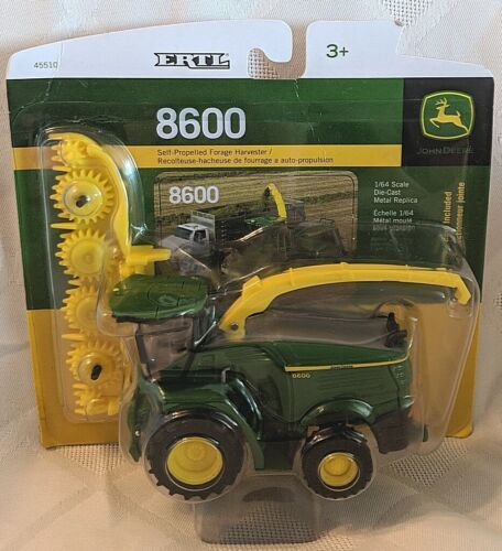John Deere LP53355 ERTL 8600 Self Propelled Forage Harvester