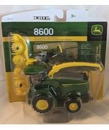John Deere LP53355 ERTL 8600 Self Propelled Forage Harvester - $15.99