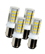 4x HQRP BA15d 110V LED Bulb for Kenmore 385.11101 385.12102 385.12514 38... - $33.45