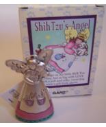 Shih Tzu's Angel by Ganz Pet's Praises Angel and Dog Figurine  - ₨648.32 INR