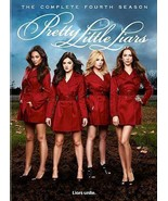 Pretty Little Liars: The Complete Fourth Season (DVD, 2014, 5-Disc Set) ... - $16.14